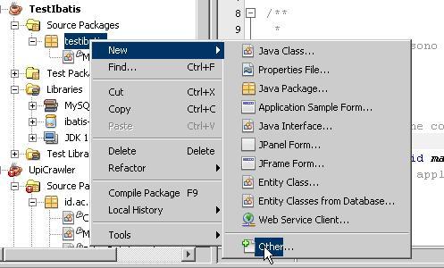 Tambah File XML
